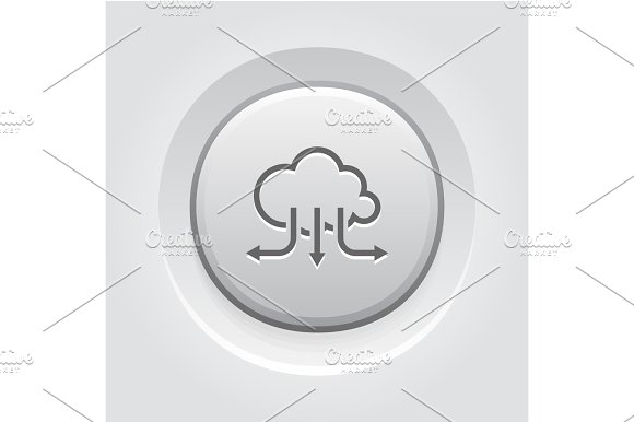 Accelerate Your Cloud Icon Business Concept