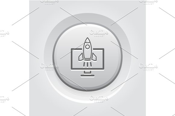 Business Start-up Icon Concept
