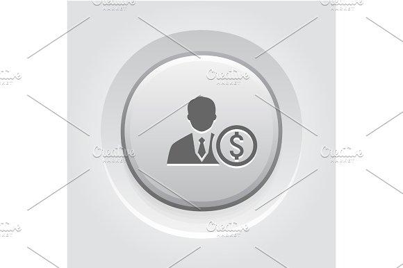 Mentor Icon Business Concept