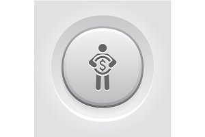 Acquisition Values Icon. Business Concept