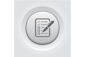 Check List Icon. Business Concept