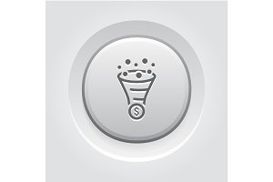 Conversion Rate Optimisation Icon. Business Concept