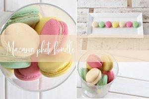 Macaron Photo Bundle