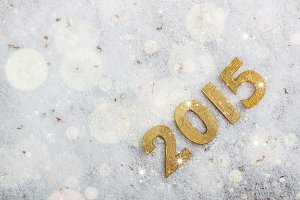 2015 year golden figures
