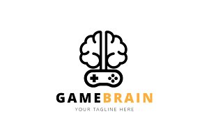 Game Brain Logo