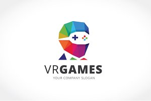 VR Game Logo