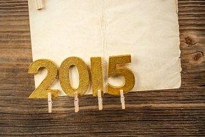 Paper and 2015 golden figures