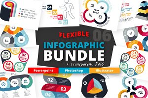 Flexible Infographic Bundle (vol.6)