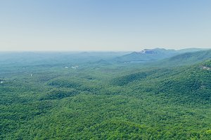 South Carolina Foothills Overview