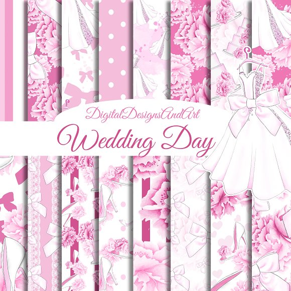 Wedding Day Papers