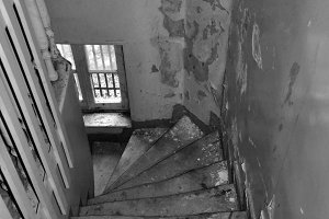 Crooked Staircase