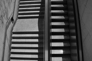 Staircase Escalator