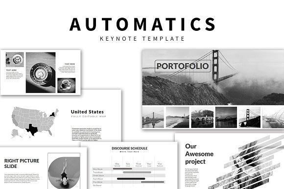 Automatics Keynote Template