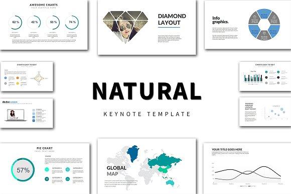 Natural Keynote Template