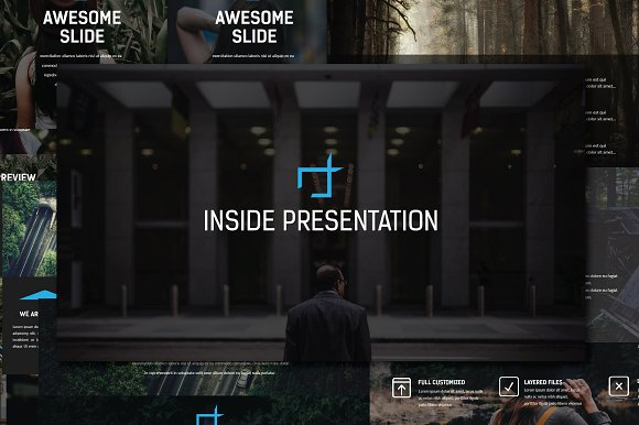 Inside Business Keynote Template