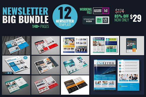 Newsletter Report BIG Bundle 01