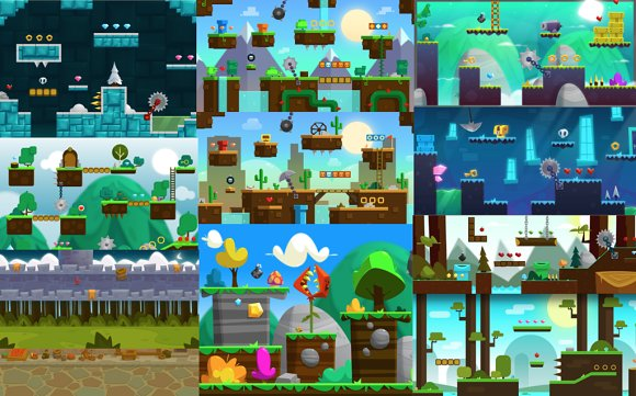 10 Game Tile Packs (SALE) in Objects