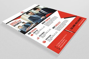 Business Flyer Template -V571