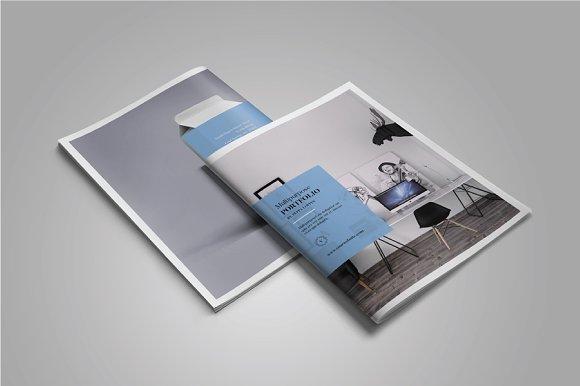 Peppa Loppin Portfolio Vol. V in Brochure Templates - product preview 7