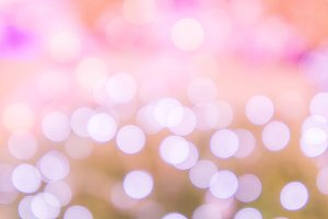 abstract bokeh pink white color