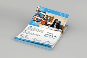 Business Flyer -V573