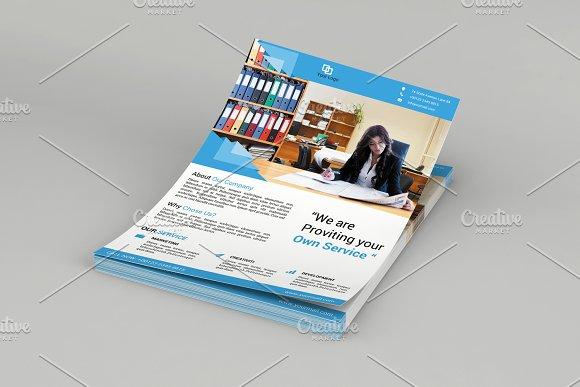 Business Flyer V573