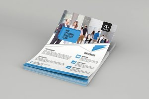 Corporate Flyer Template -V574
