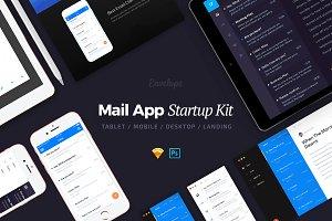 Envelope Startup UI Kit