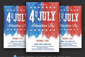 July 4th Flyers