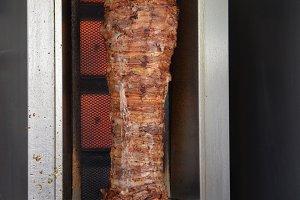 Pork Gyros Pita