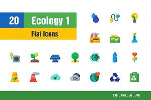 Ecology Icons #1