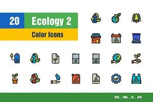Ecology Icons #2