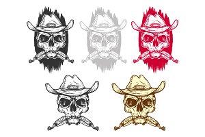 Outlaw's Skull