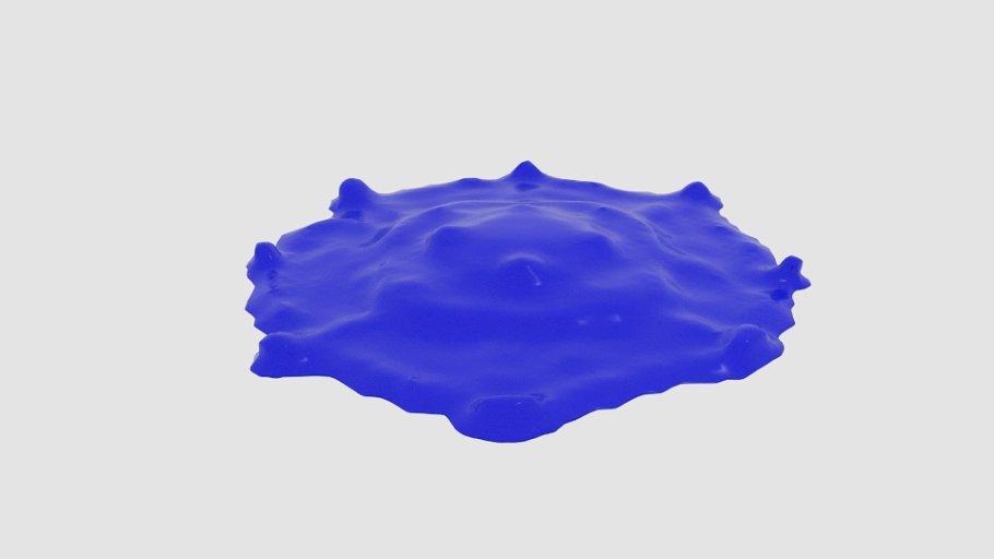 Cube Sphere Splash