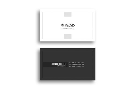 Siam Business Card