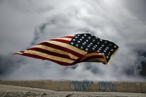 American Flag 48 Star