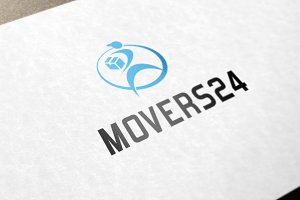 Movers 24 Logo - SB