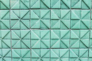 Tile Vintage Background