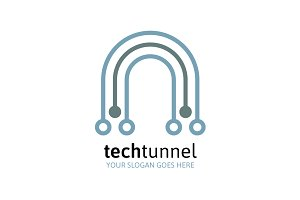 Tech Tunnel Logo