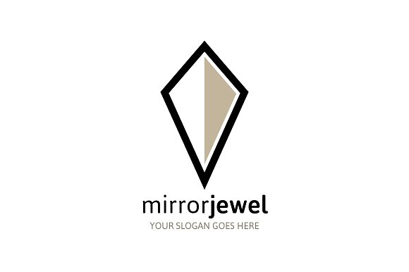 Mirror Jewel Logo