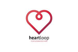 Heart Loop Logo