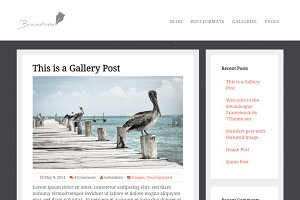 Brainstorm - Blog WordPress Theme