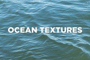 Ocean & Coast Textures