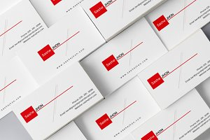Simple Minimal BusinessCard Template