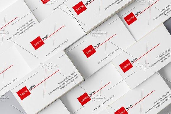 Simple Minimal BusinessCard Template