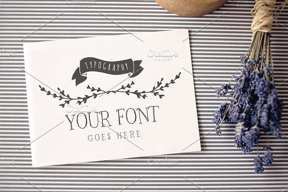 Free • Typography • Logo • Invitation •