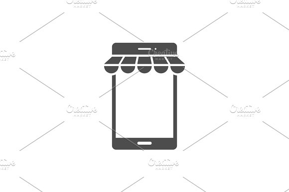 Smart Phone With Awning