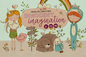 Innocent Imagination Graphics