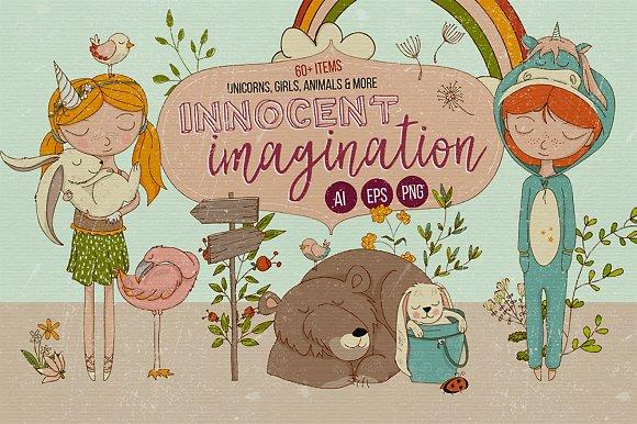 Innocent Imagination Graphics
