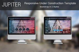 Jupiter Under Construction Bootstrap